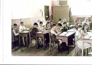 Battisford County Primary 1959