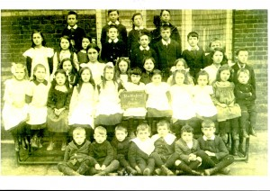 Battisford County Primary School 1916