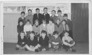 Battisford village school 1962 Photo